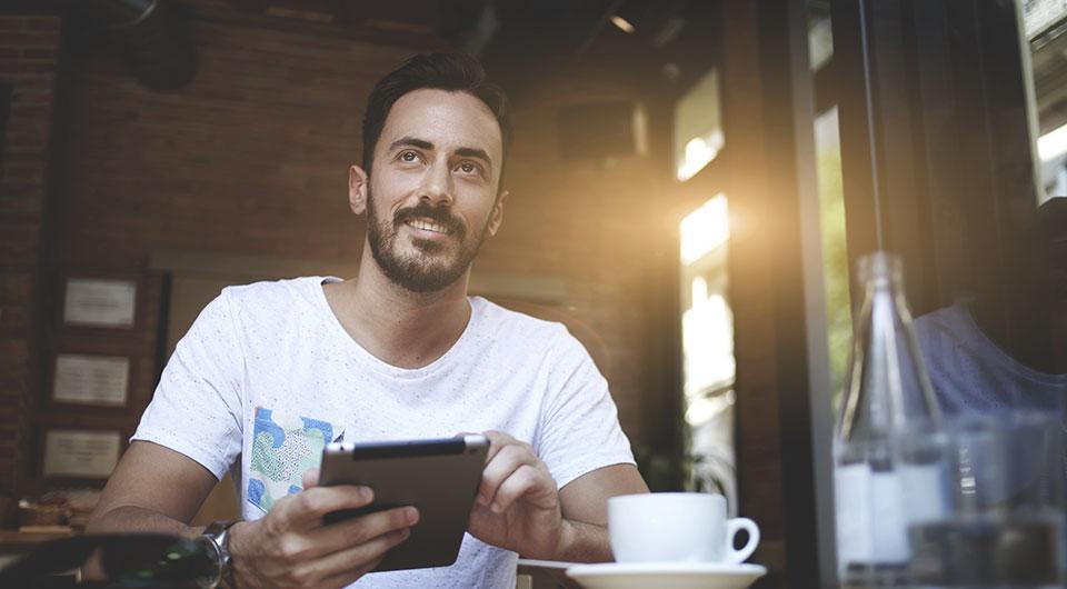 Generationlab kan benyttes både på mobil, tablet og computer